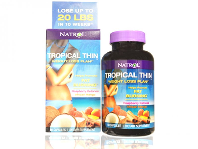 [Natrol] トロピカルシン 1本 60錠