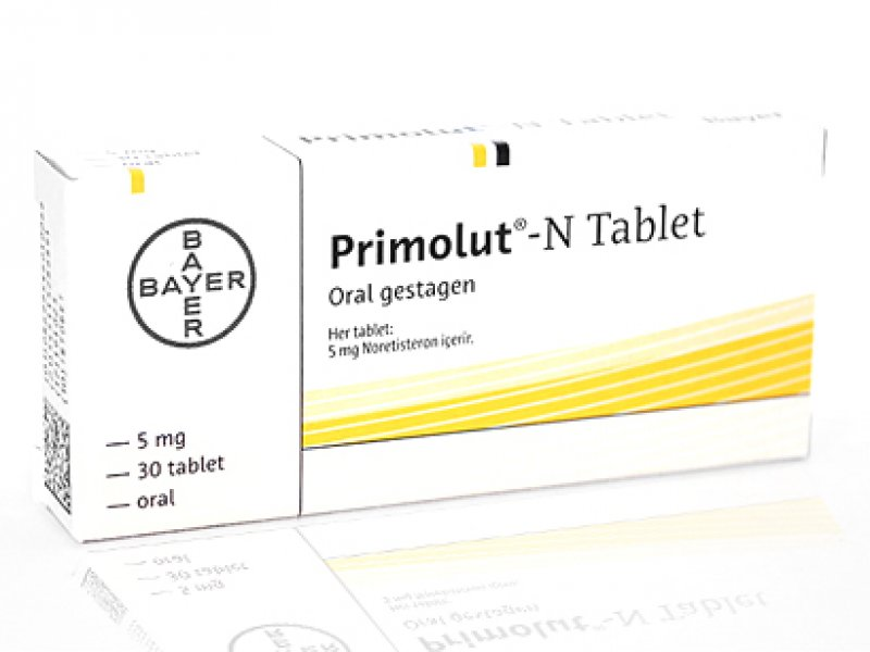 Primolut-N (プリモルトN) 5mgの画像1