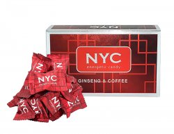 NYC -キャンディータイプの精力剤-60粒