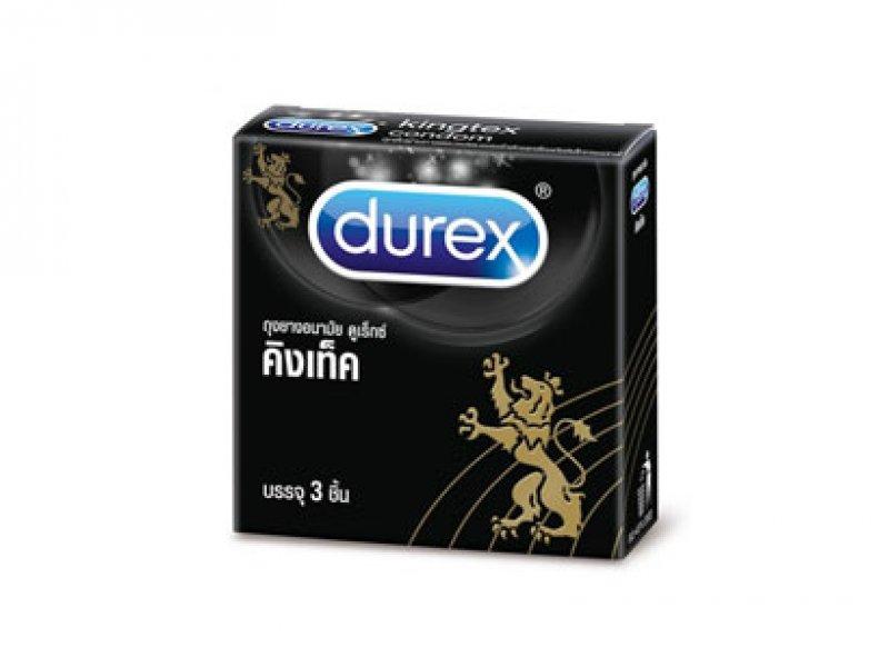 Durex Kingtex(キングテクス)の画像1