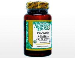 プエラリア ミフィリカ+ビタミンB6+ビタミンB12 1本60錠