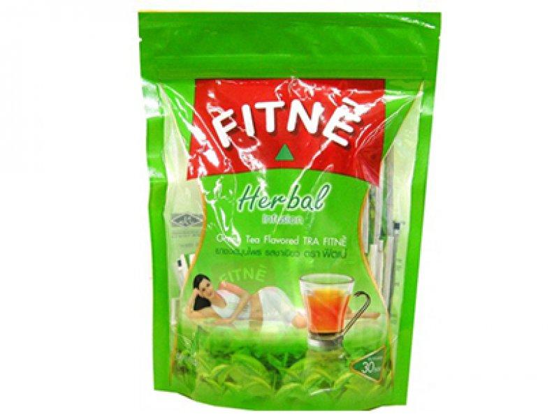 フィットネ ダイエットハーブティー(緑茶風味)の画像1