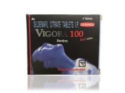 Vigora(ビゴラ)100mg4錠