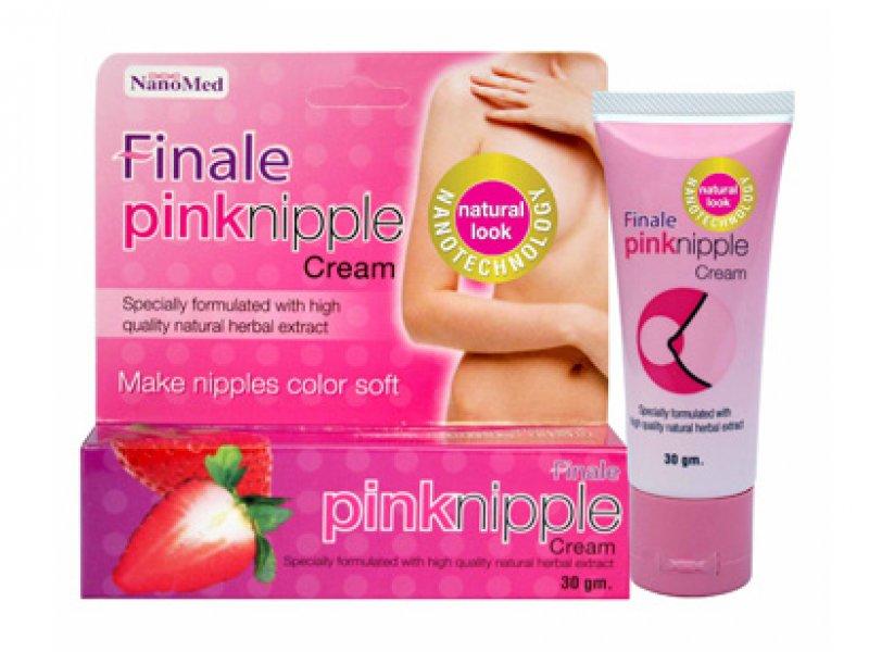 フィナーレ ピンクニップルクリーム30gの画像1