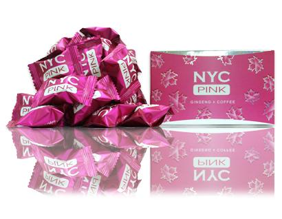 NYC Pink -キャンディータイプの女性用媚薬-の画像1