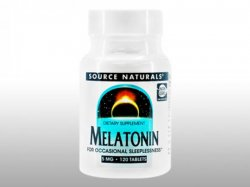 Melatonin(メラトニン) 5mg1本120錠